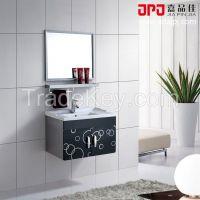 Modern Stainless Steel Bathroom Vanity