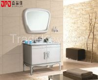 Modern Deluxe Stainless Steel Bathroom Cabinet