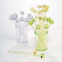 Cocktail stirrer, toothpicks, fruit picks, cocktail swizzle, cocktail mixer