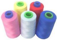 100% polyester sewing threads yarn