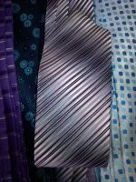 polyester men's ties