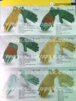 Water Resistant Leather Gloves Page 02