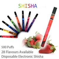 e shisha ehookah with 300/500/800puffs electronic cigarettes from china manufacturer