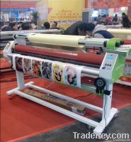 Fully automatic roll cold film laminate machine ADL-1600C1