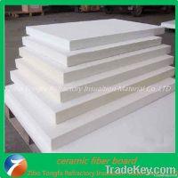 refractory heat insulation ceramic fiber board