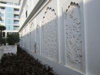 GRC panel, GRC wall cladding, GRC pattern decoration