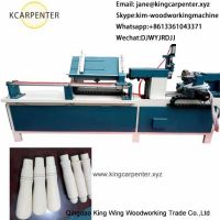 All wooden handle making machines CNC Lathe
