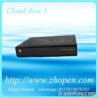 Engima2, Twin tuner DVB-S/S2& T2/C Tuner Cloud Ibox3