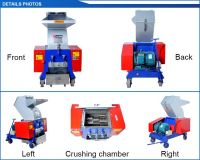 Plastic bottle crusher in Chian with CE approve