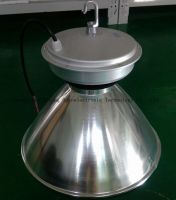 Induction industrial lighting fixtures