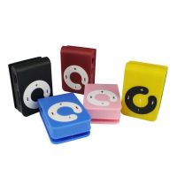 Mini Clip On MP3 Music Media Player Support 2GB 4GB 8GB Micro SD TF 6th