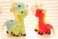plush animal horse toy