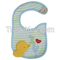 wholesale newborn New holiday baby bib