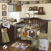 2014 New Design baby cot bedding set
