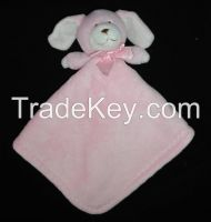Soft life comfort hand knitted promotion baby blanket
