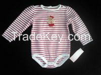 Hot sales! cotton baby rompers wholesale baby clothes