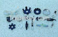 all kinds of brake accessories: shims, wear indicator, wear sensor, service kit, clips, etc
