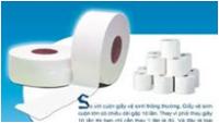 Tissue; bath tissue mini jumbo