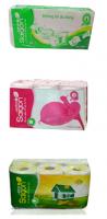 Tissue; bath tissue