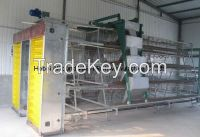 New design eggs laying cages for poultry