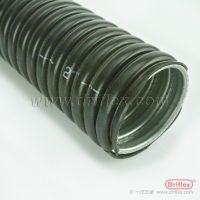 Vacuum Jacketed Flexible Metal Conduit Within Squarelocked Steel Strip for Best Flexibility