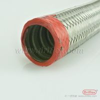 Explosive-Proof Flexible Metal Conduit Within PVC Coated Steel Strip and Stainless Steel Wire Braided