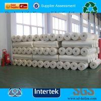 fresh polypropylene spunbond nonwoven fabric for interlining