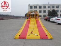 3 tons flatbed tow truck of JAC chassis made in China
