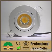 China supplier recessed downlight
