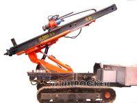 Hydraulic Crawler Drill Rig
