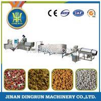 pet dog cat fish food pellet making machine