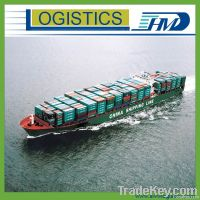 20GP/40GP/40HQ container from China to USA for door to door service