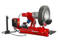 Car service equipment, truck tire changer