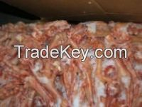 Frozen Processed Chicken Feet & Paws Halal Grade A