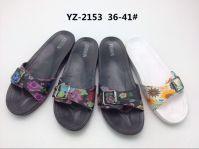 Women's PCU Flat Buckle Slippers