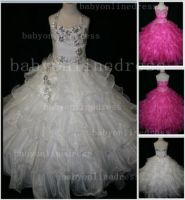Very Cheap Pageant Dresses For Girls Online 2013 Beaded Crystal Organza Floor-length Gowns Stores LR893     Very Cheap Pageant Dresses For Girls Online 2013 Beaded Crystal Organza Floor-length Gowns Stores LR893     Very Cheap Pageant Dresses