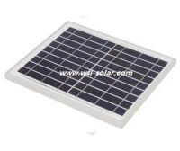 9 Volt 10 Watt Multi crystalline Solar Module