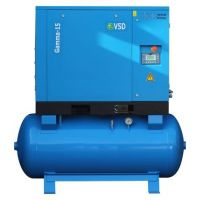 AIR COMPRESSORS 7, 5/10 TANK MOUNTED