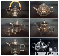 Hot Sale Afternoon Tea Sets Heat resistant Teapot