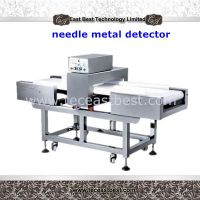 Needle Metal Detector with LCD Touch Screen