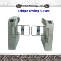 High Quality Access Control System Vertical Swing Gate Barrier