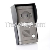 Factory Supply 7 Inch wired peep hole video door bell