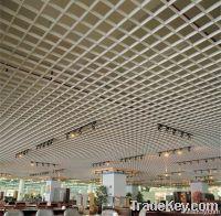 The grid ceilings