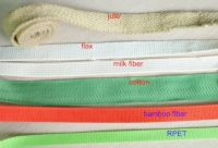 Natrual webbing, Hemp Webbing, PET webbing