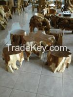 Teak wood furniture sets