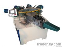 CNC drillin machine for brake linings