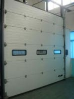 Overhead Sectional Door (CE-approved)