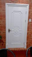 White Solid Wood Door,Interior Door White,Wood Door