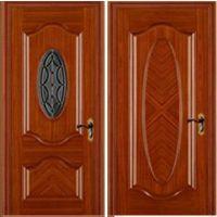 Panel Wood Doors and Aluminum Doors