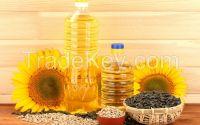 Sunflower Oil Unrefined (is not refined)